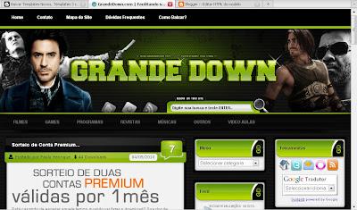 Grande Down