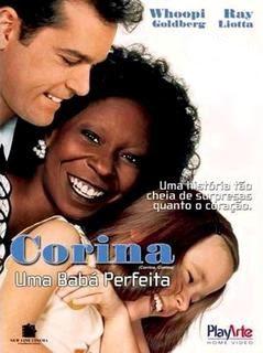 Filme Poster  Corina: Uma Babá Perfeita DVDRip RMVB Dublado-TELONA