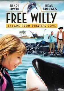 Filme Poster Free Willy 4 - A Grande Fuga DVDRip RMVB Dublado-Telona