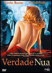 Filme Poster Verdade Nua DVDRip RMVB Dublado