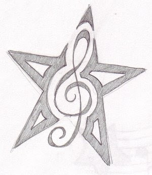 Tattoo Designs Music