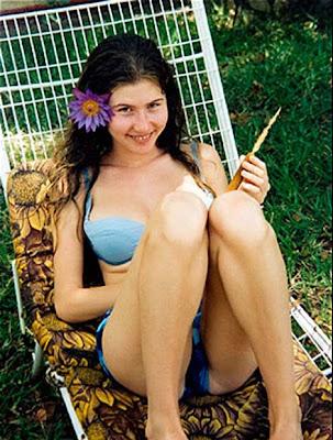 intel cantik sexy russia nna Chapmann