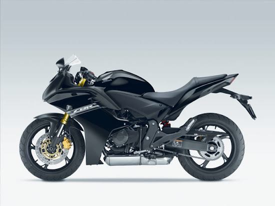 2011 Honda CBR600F Picture Galerry and Specs