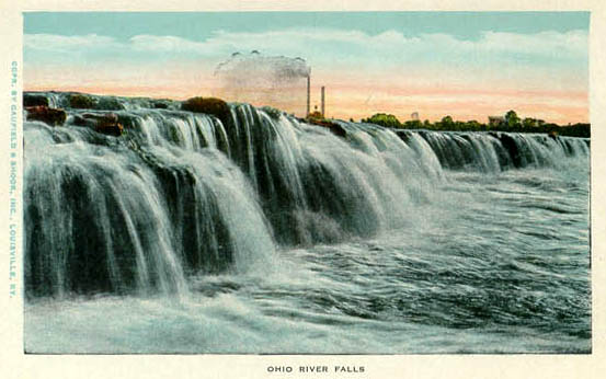 Falls of the Ohio Museum