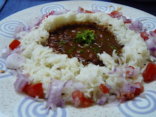Rajma - Red Kidney Bean Curry, Ritu Talwar