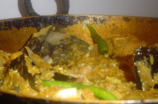 Fish Head, Moori Ghonto