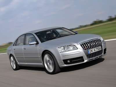 Audi S8 2006 Pictures