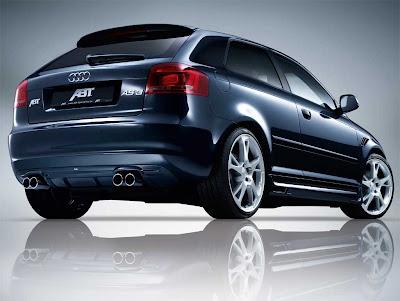 audi a3 wallpaper. audi a3. 2009 ABT AS3 Audi A3