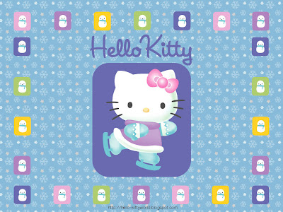 Hello Kitty-Violet-Hello Kitty-Violet Wallpeper-Kitty-Violet
