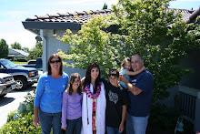 Carlye's graduation