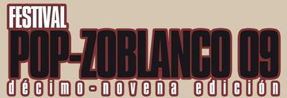Blog del festival Pop-Zoblanco