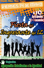 Fiesta del Ingresante del Instituto 12 - 2010