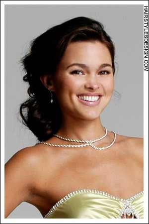 Prom Hairstyle Gallery 2010. Posted by THE LATEST OF CELEBRITY HAIR STYLES