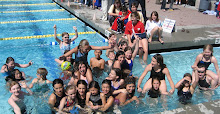 Montclair Swim Team in Action