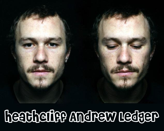 Heathcliff Andrew Ledger