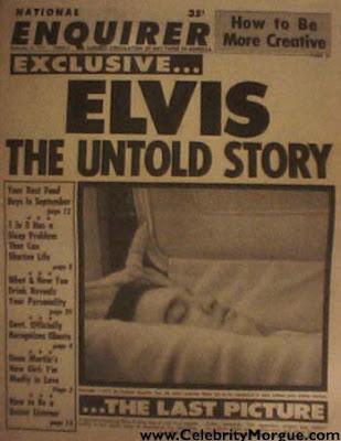 Elvis Presley : ¿sigue vivo?