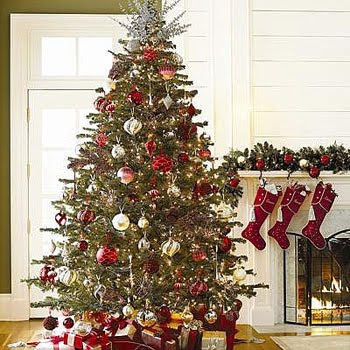 Artificial Christmas Trees on Lights Etc  Decorating With A Prelit Artificial Christmas Tree