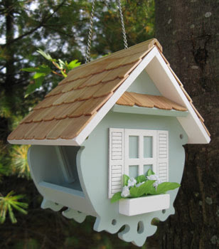 Wren Bird Feeder