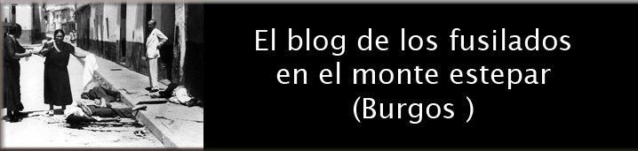 El Blog de los fusilados en Estepar