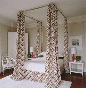 Black And White Curtains And Drapes. Domino