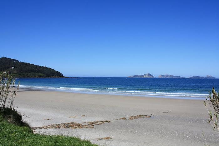 Islas Cíes y Monte Ferro