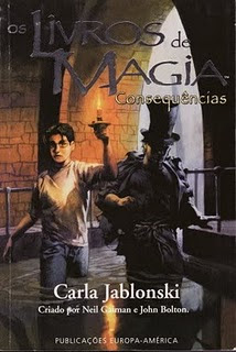 Os Livros de Magia: Conseqüências