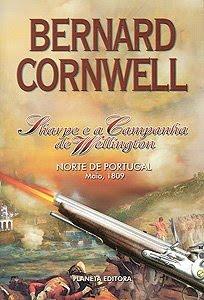 As Crônicas de Sharpe: Sharpe e a Campanha de Wellington