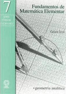 Fundamentos de Matemática Elementar: Geometria Analítica