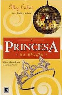 O Diário da Princesa: A Princesa na Balada