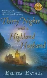 Filhas do Vale: Trinta Noites com um Marido Escocês