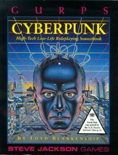 GURPS: Cyberpunk