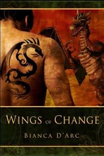 Cavaleiros do Dragão: Asas da Mudança