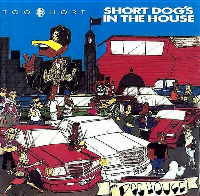 Classic hip hop albums and movies too short short dogs for Classic underground house music