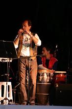 Reinaldo Savino y banda ancha