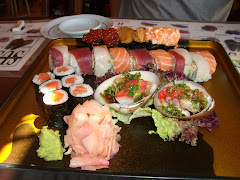 Surtido de sushi (Katsura, Marbella)
