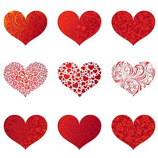 Free Clip Arts | Hearts