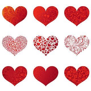 Free Clip Arts | Hearts