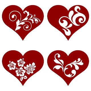 Free SVG | Hearts