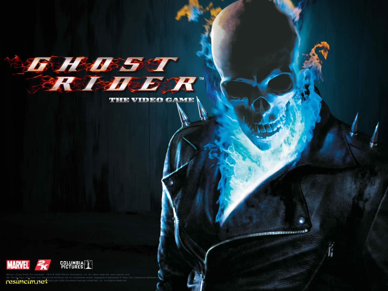 Collage techniques in Ghost Rider wallpapers. Posted by Lessy at 10:32 AM.