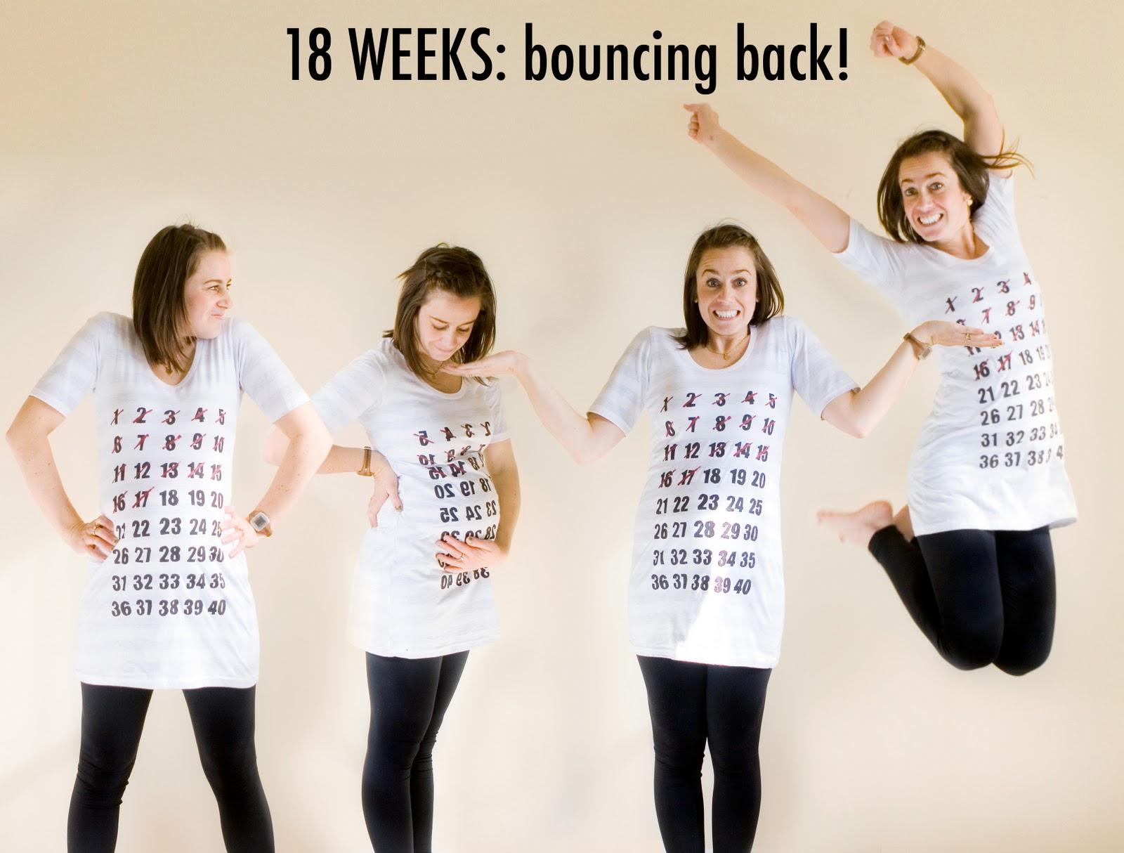 Maternity Countdown Tee Live Free Creative Co