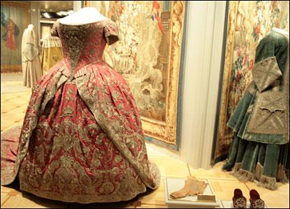 Вес Платья Екатерины Великой