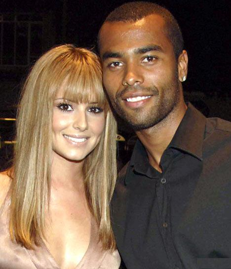 Cheryl Tweedy Ashley Cole