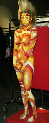 Body Art Painting Great For Celebrities