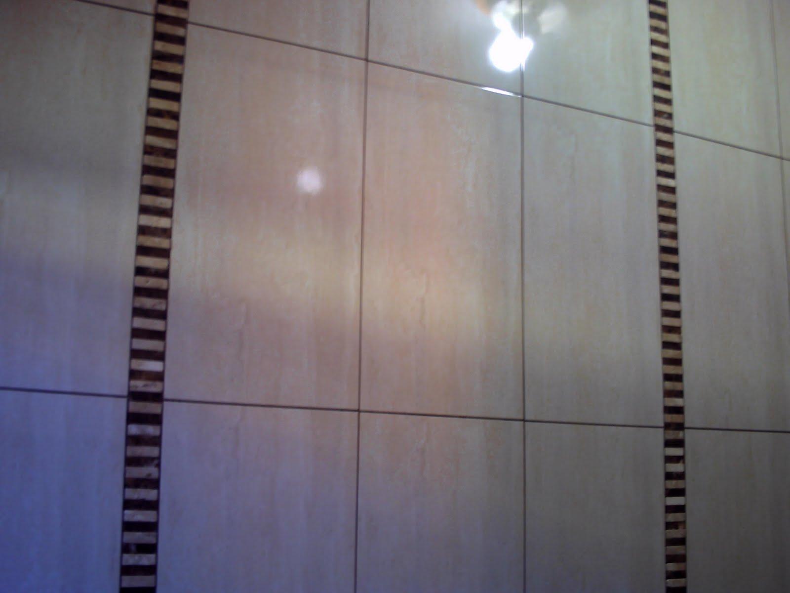 DON&ART CONSTRUÇÕES: FAIXAS DECORATIVAS #4C517F 1600x1200 Banheiro Branco Com Faixa