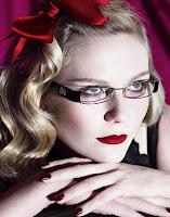 maquiagem óculos