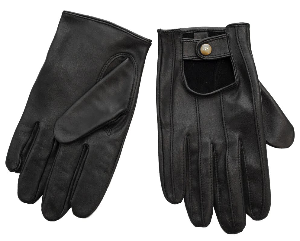 of Men's Leather gloves