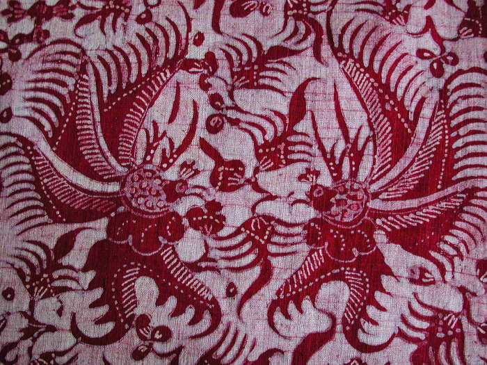 asal usul batik indonesia batik secara historis berasal dari zaman ...