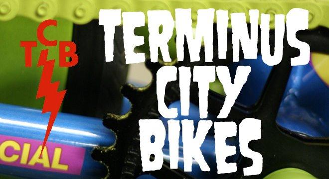 TERMINUS CITY BIKES