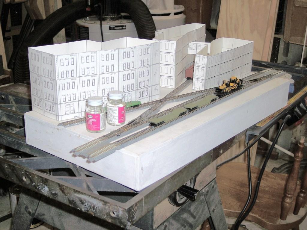 West Texas Joe Ramblings More On The Industrial Ttrak Module