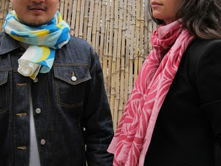 The Standard Limited Edition Scarves